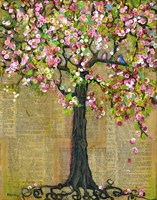 Blossom Tree by Blenda Tyvoll - various sizes