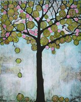 Chickadee Tree 2 by Blenda Tyvoll - various sizes