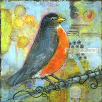 Robin by Blenda Tyvoll - various sizes
