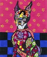 Vinnie Van Dogh Fine Art Print