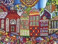 Pieces & Places Fine Art Print