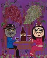 Smitten Kitten Fine Art Print