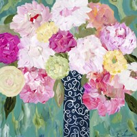 Botanical Splash by Carrie Schmitt - various sizes