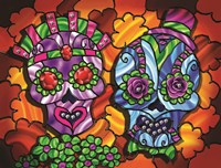Day of the Dead 1 Fine Art Print