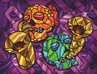 Day of the Dead 3 by Jeff Maraska - various sizes