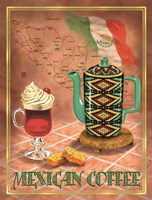 Mexican Coffee Fine Art Print