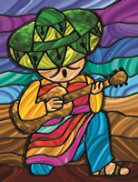Sombrero 2 Fine Art Print