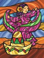 Sombrero 4 Fine Art Print