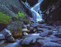 Waterfall A by Jeff Maraska - various sizes