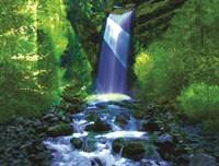 Waterfall B by Jeff Maraska - various sizes