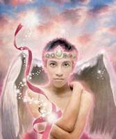 Chamuel Angel Fine Art Print