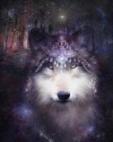 Wolf Guardian Fine Art Print