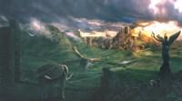 Castle Highlands Fine Art Print