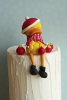 Ducky Christmas 2012 Fine Art Print