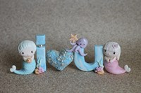 Mermaids I Love You by Sugar High - various sizes