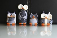 Owls Fifty Shades Of Grey Lol by Sugar High - various sizes
