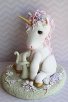 Unicorn by Sugar High - various sizes