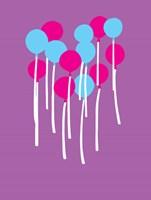 Balloons by David Di Tullio - various sizes, FulcrumGallery.com brand