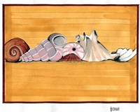 Shell Vacation by David Di Tullio - various sizes