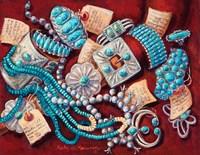 Pawn Jewels Fine Art Print