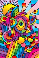 Pop 1 by Howie Green - various sizes