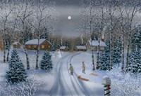 Christmas Memories Fine Art Print