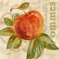Rustic Fruit I Fine Art Print