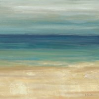 Navy Blue Horizons II by Cynthia Coulter - various sizes