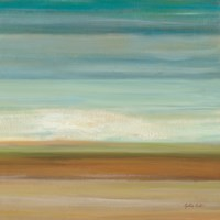 Turquoise Horizons II by Cynthia Coulter - various sizes