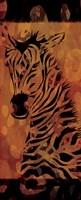 Tie Dye Safari II Fine Art Print