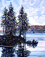 Haliburton Morning Fine Art Print