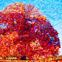 Buddha Tree Fine Art Print