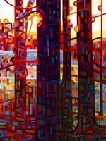 Carnelian Morning by Mandy Budan - various sizes