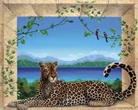 The Leopard Fine Art Print