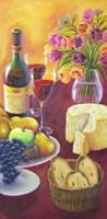 Fiori e Vino Fine Art Print