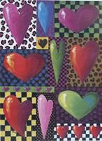 Heart to Heart Fine Art Print