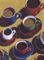 Java Jitters Fine Art Print