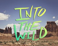 Into the Wild (Moab) by Leah Flores - various sizes