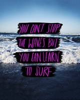 Learn to Surf by Leah Flores - various sizes