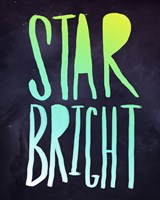 Star Bright by Leah Flores - various sizes, FulcrumGallery.com brand