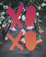 XOXO by Leah Flores - various sizes, FulcrumGallery.com brand