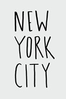 NYC 11 by Leah Flores - various sizes