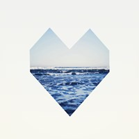 Ocean Heart S6 by Leah Flores - various sizes
