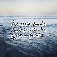 Paradis by Leah Flores - various sizes - $28.49