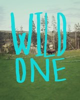 Wild One Art by Leah Flores - various sizes