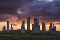 Callanish Sunset by Michael Blanchette Photography - various sizes