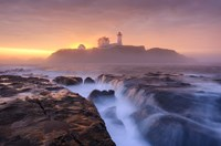 Fog over Tide by Michael Blanchette Photography - various sizes