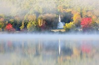 Little Church of the Fog by Michael Blanchette Photography - various sizes