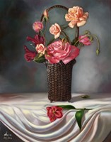 Flower Still Life by Shiva - various sizes