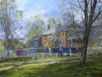 Spring Airing by Peter Snyder - various sizes